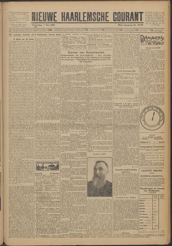 Nieuwe Haarlemsche Courant 1925-10-07