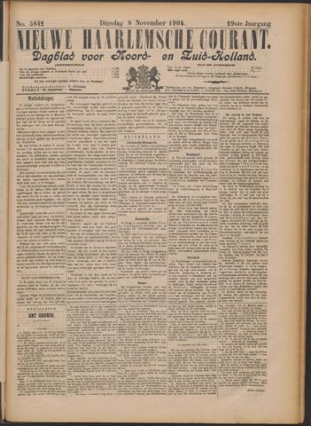 Nieuwe Haarlemsche Courant 1904-11-08
