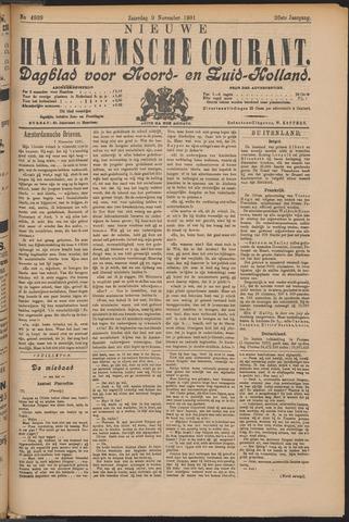 Nieuwe Haarlemsche Courant 1901-11-09