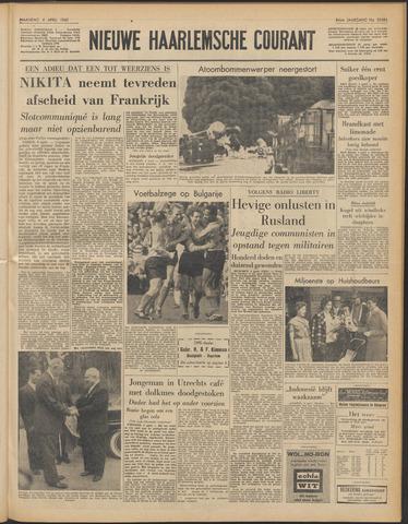 Nieuwe Haarlemsche Courant 1960-04-04
