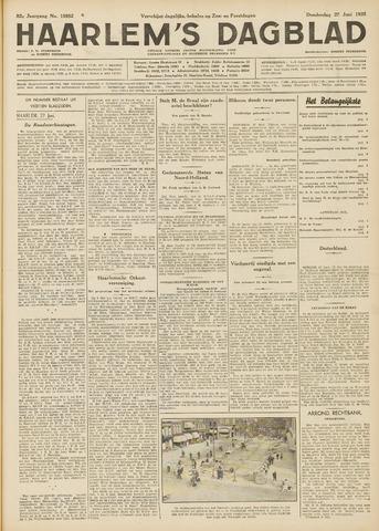 Haarlem's Dagblad 1935-06-27