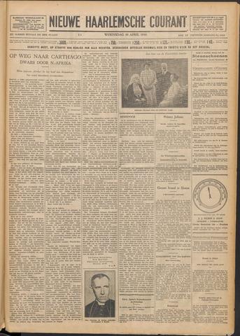 Nieuwe Haarlemsche Courant 1930-04-30