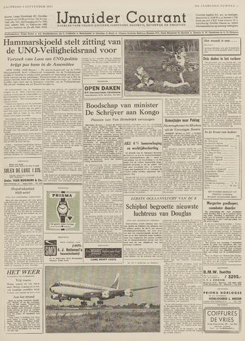 IJmuider Courant 1959-09-05