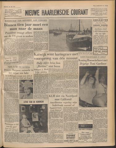 Nieuwe Haarlemsche Courant 1961-05-26