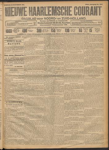 Nieuwe Haarlemsche Courant 1911-11-21