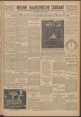 Nieuwe Haarlemsche Courant 1932-03-09