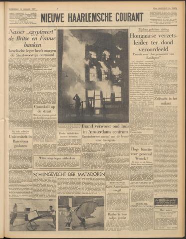 Nieuwe Haarlemsche Courant 1957-01-16