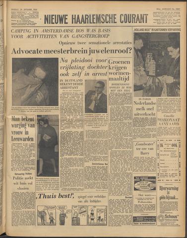 Nieuwe Haarlemsche Courant 1964-09-29