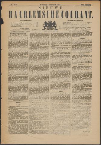 Nieuwe Haarlemsche Courant 1894-12-05