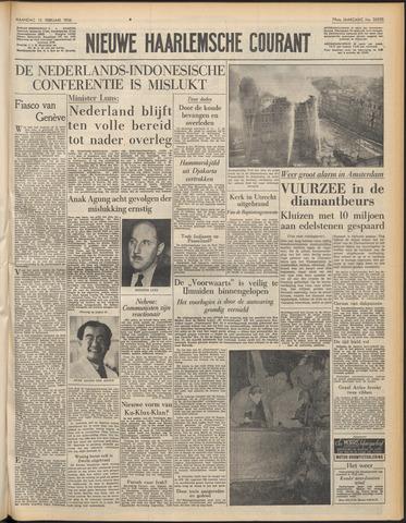 Nieuwe Haarlemsche Courant 1956-02-13