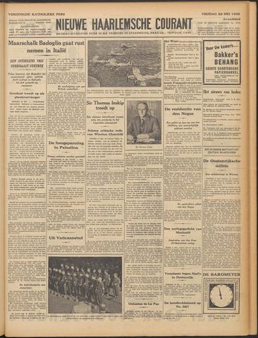 Nieuwe Haarlemsche Courant 1936-05-22