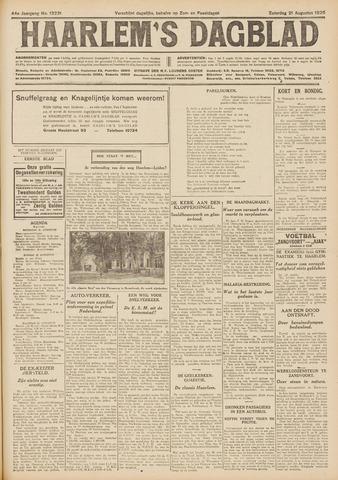 Haarlem's Dagblad 1926-08-21
