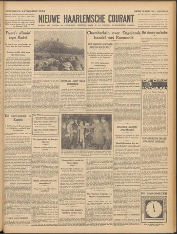 Nieuwe Haarlemsche Courant 1939-03-28