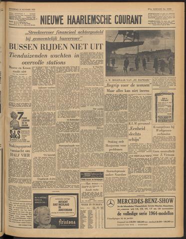 Nieuwe Haarlemsche Courant 1963-11-14