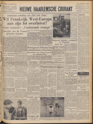 Nieuwe Haarlemsche Courant 1952-08-20