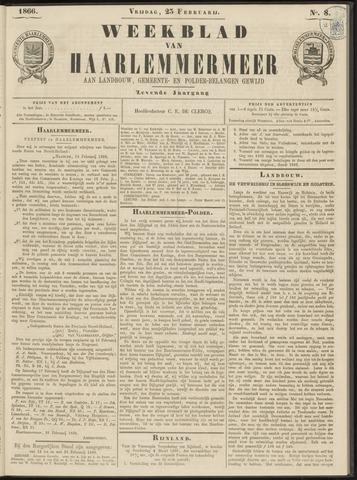 Weekblad van Haarlemmermeer 1866-02-23