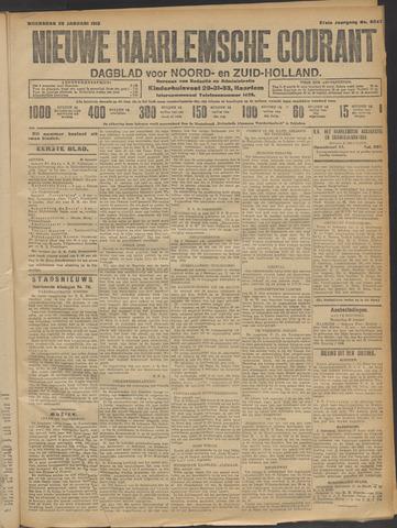 Nieuwe Haarlemsche Courant 1913-01-29