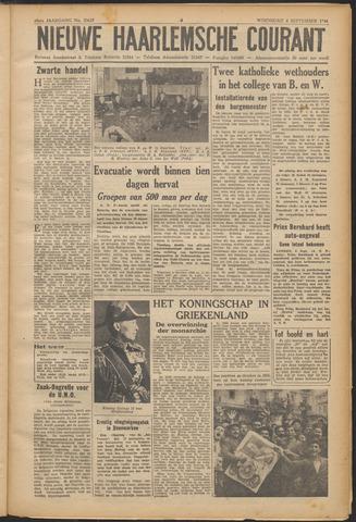 Nieuwe Haarlemsche Courant 1946-09-04