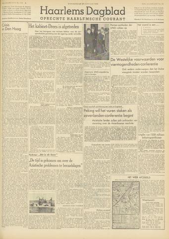 Haarlem's Dagblad 1951-01-25