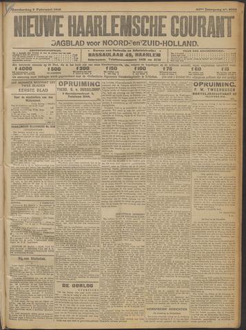 Nieuwe Haarlemsche Courant 1916-02-03