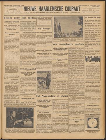 Nieuwe Haarlemsche Courant 1935-01-19
