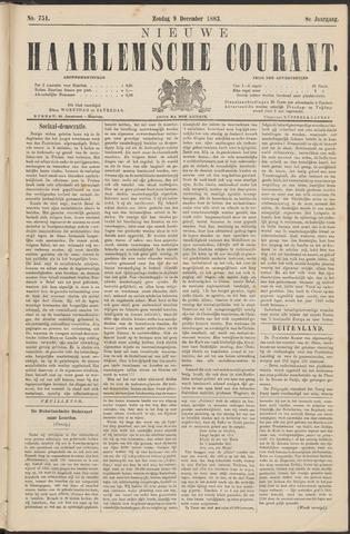 Nieuwe Haarlemsche Courant 1883-12-09