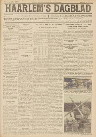 Haarlem's Dagblad 1926-07-10