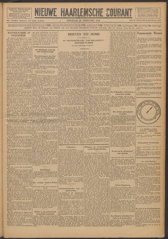Nieuwe Haarlemsche Courant 1928-02-28