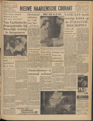 Nieuwe Haarlemsche Courant 1964-04-30