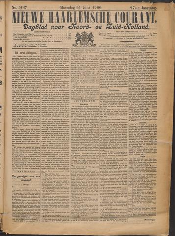 Nieuwe Haarlemsche Courant 1902-06-16