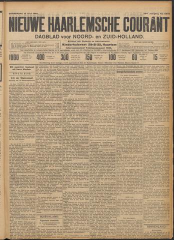 Nieuwe Haarlemsche Courant 1909-07-15