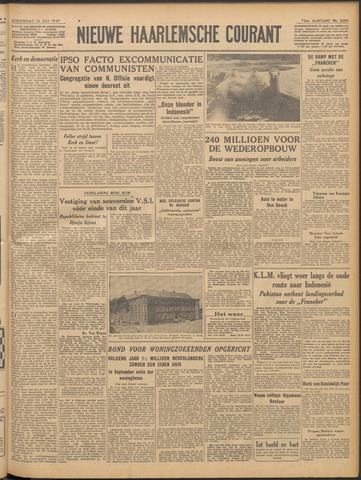 Nieuwe Haarlemsche Courant 1949-07-14