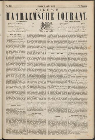 Nieuwe Haarlemsche Courant 1882-10-08