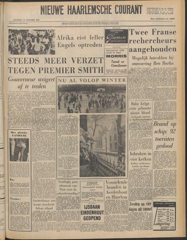 Nieuwe Haarlemsche Courant 1965-11-15