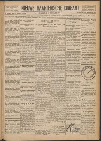 Nieuwe Haarlemsche Courant 1928-02-22