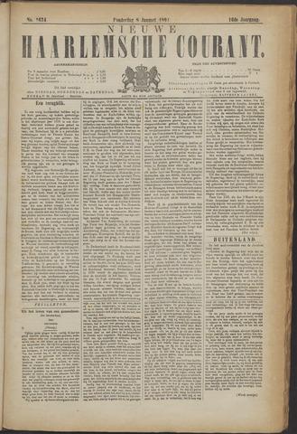 Nieuwe Haarlemsche Courant 1891-01-08