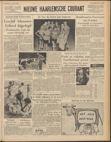 Nieuwe Haarlemsche Courant 1959-06-24