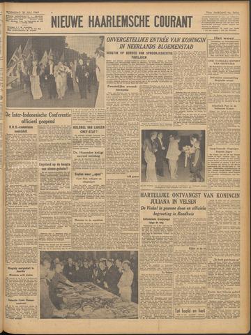 Nieuwe Haarlemsche Courant 1949-07-20