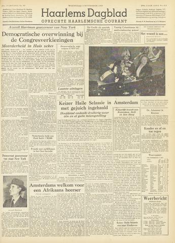 Haarlem's Dagblad 1954-11-03