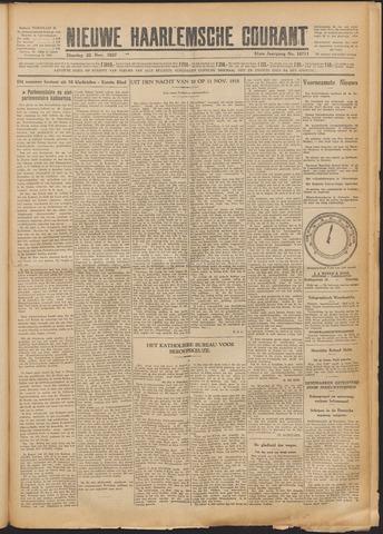 Nieuwe Haarlemsche Courant 1927-11-22