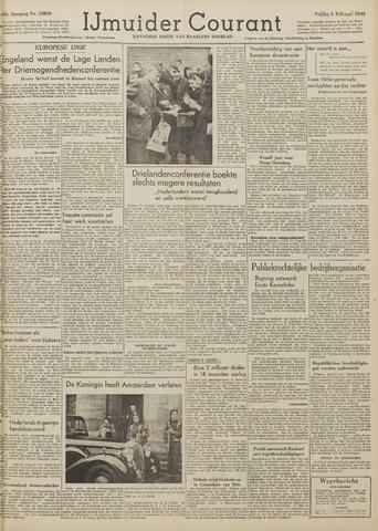 IJmuider Courant 1948-02-06