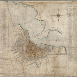 Voorbeeld selectie van Kadastrale Kaarten 1811-1832