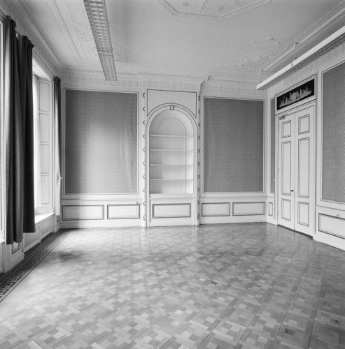 Interieur bel etage eetzaal