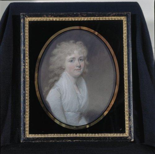 Interieur schilderij portret van cornelia anna van westreenen bekijken utrecht altijd - Schilderij van gang ...