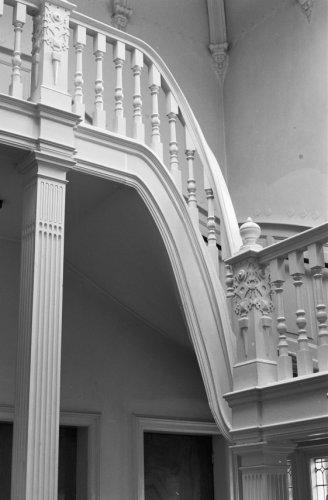 Interieur trap tussen bordes begane grond en eerste verdieping bekijken utrecht altijd - Interieur trap ...