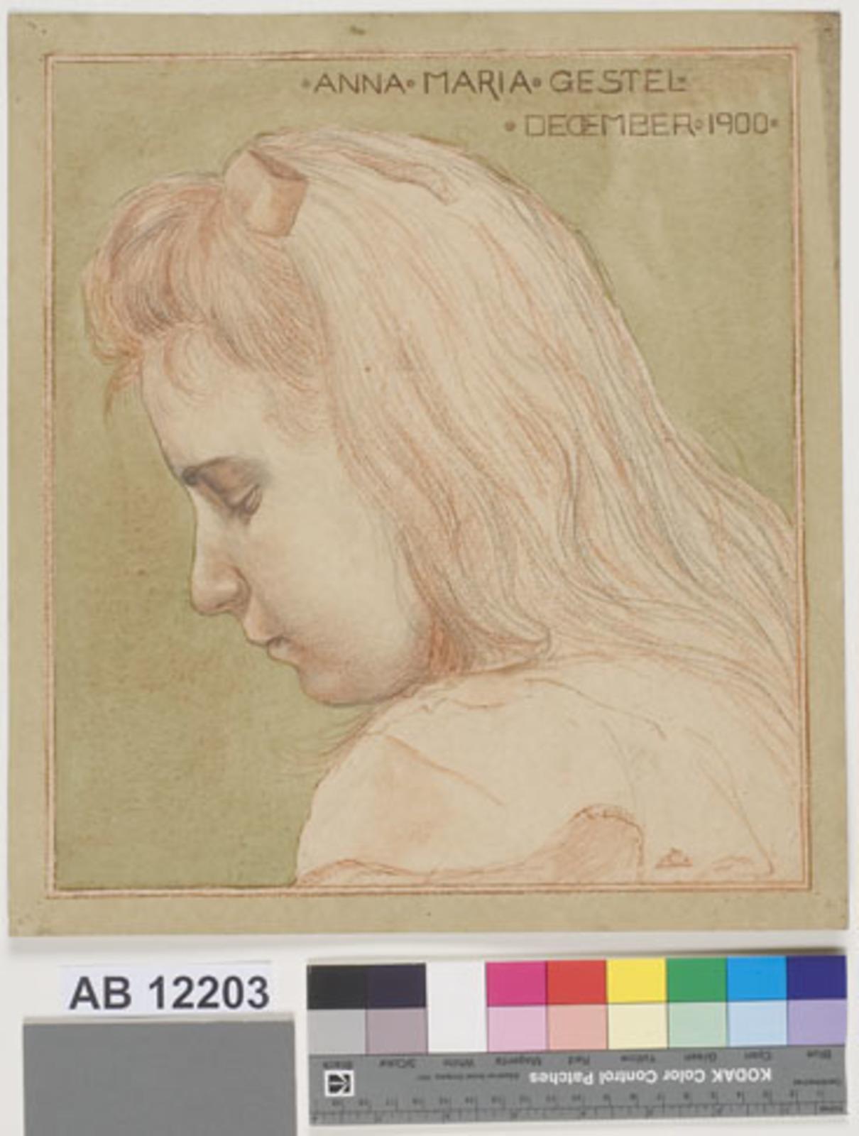 Anna Maria Gestel (1887-1965)