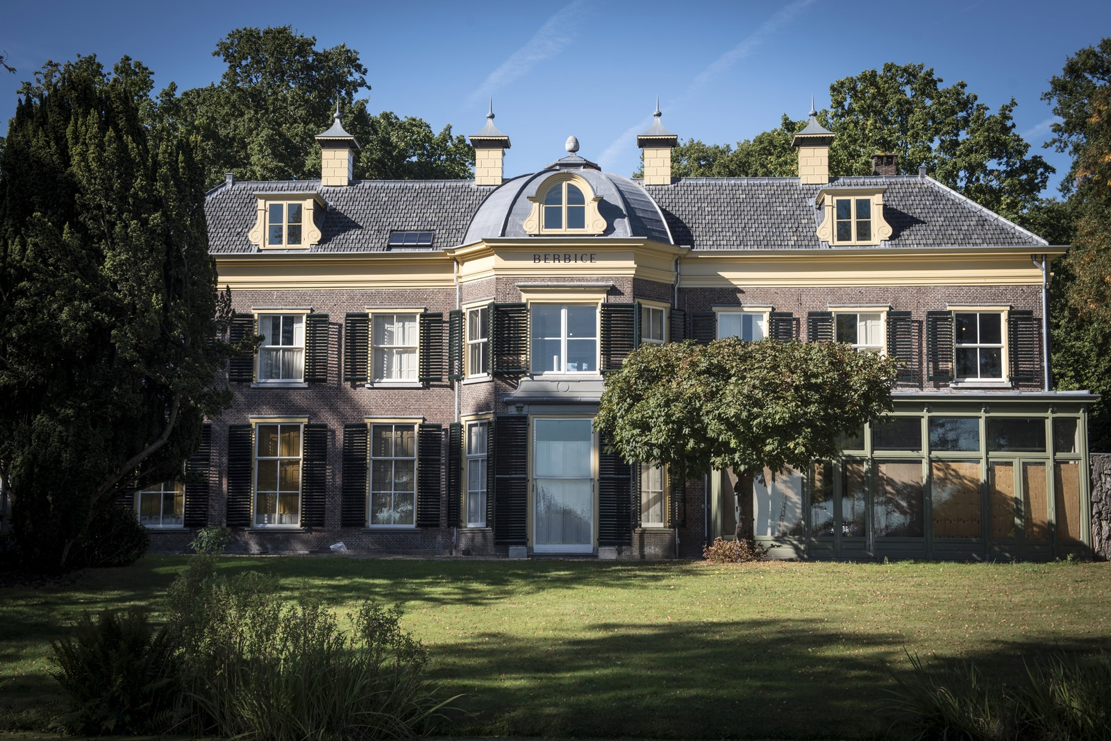 Buitenplaats Berbice, foto Michel Mees, Beeldbank van de Rijksdienst voor het Cultureel Erfgoed