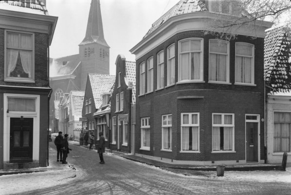 Grote Kerkstraat 28, Harlingen