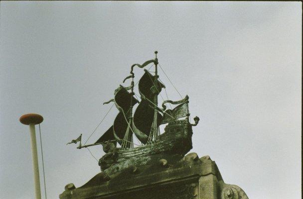 Grote Bredeplaats 1, Harlingen