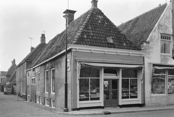 Bildtstraat 18, Harlingen